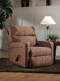 Patterned Recliner