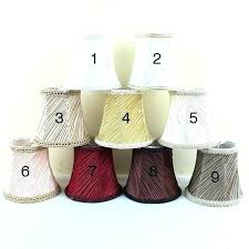 chandelier shades clip on full image for mini chandelier shades small clip on lamp shades for