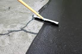 asphalt driveway crack repair. Resealing Driveway Is An Easy Project And If Done Right Can Improve The Surface For Years Help Your To Last Longer Throughout Asphalt Crack Repair