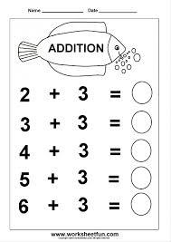 Kindergarten Math Addition Word Problems Worksheets : Kindergarten ...