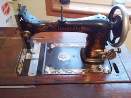 Minnesota Sewing Machine Model A Serial Numbers