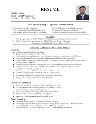 Sales Administration Sample Resume Sales Administration Sample Resume shalomhouseus 1