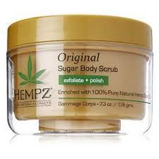 <b>Hempz</b>: <b>Original</b> Hemp <b>Herbal Sugar</b> Scrub (With images) | <b>Herbal</b> ...