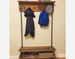 Reclaimed Wood Coat Rack Shelf Reclaimed Barn Wood Coat Rack Coat racks Reclaimed barn wood and 83