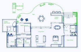 Vacation Home Plans With 2 Bedrooms U0026 Fantastic Rear ViewsVacation Home Floor Plans