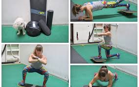 Indo Board Exercise Chart Personal Trainer In Orange County Redefining Strength