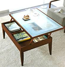 lifting coffee table coffee table modern lift top coffee table lifting design tables for