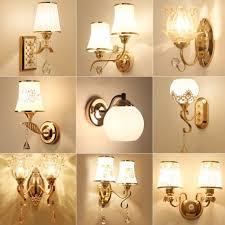 Đèn LED gắn tường yks cho trang trí phòng khách và phòng ngủ