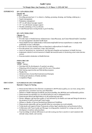 experienced rn resume sample pediatric rn resume samples velvet jobs