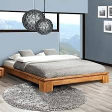 Low Bed Frame With Storage And Headboard King Queen Near Me ...