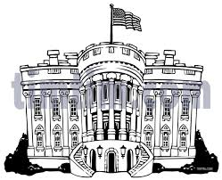 Small Picture Drawing Of The White House White House Coloring Page Ls
