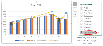 Excel Chart Label Data Points Free Budget Vs Actual Chart Excel Template Download