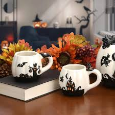 20% off with code fourthjuly21. Check Out These Halloween Coffee Mugs Popsugar Food
