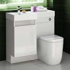 Sink And Toilet Combo Basin Oval Toilet Vanity Unit Combination Bathroom Suite Sink Wc