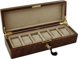 luxury burl wood watch boxes from n j dean co high quality wooden watch boxes