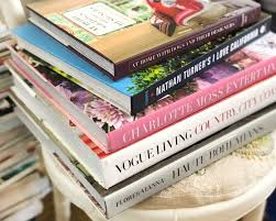 style centric coffee table books