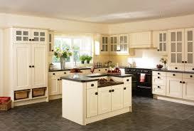 Cream Kitchen Awesome Black And Cream Kitchen Ideas 4555 Baytownkitchen