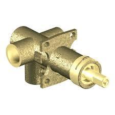 moen shower diverter valve shower faucet in brushed nickel moen shower diverter valve parts