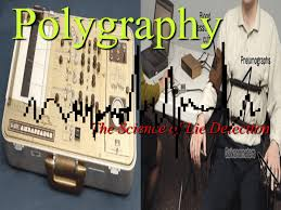 Chart Marking In Polygraph Polygraphy
