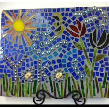 stained glass mosaic glass mosaic art