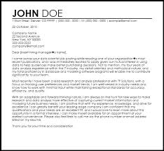 Example Cover Leter Free Data Scientist Cover Letter Templates Cover Letter Now