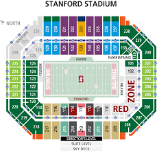 Doak Stadium Seating Chart 38 Bright Stanford Stadium Seating Chart