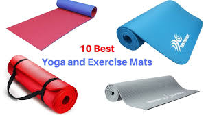 top 10 best yoga and exercise mats in india with 2018 i yoga mat ing guide