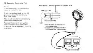 generator stator wiring diagram comprehensive gl1000 charging system troubleshooting randakk s blog ac generator