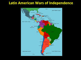 Latin america wars of independence