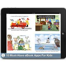 must have ebook apps for kids