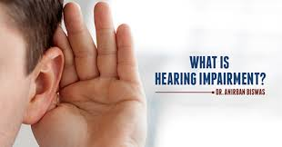 Hearing Impairment What Is Hearing Impairment Vertigo And Deafness Clinic