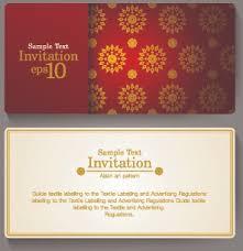 Invitation Card Sample Ornate Invitation Card Clip Arts Free Vector Download 215 559 Free