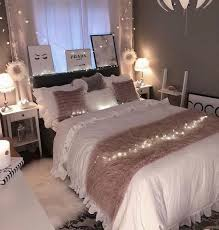 So, using a dark color like gray as you can see in the picture is a good way to create a comfortable bedroom. Cute Bedroom Ideas Cozy Bedroom Ideas Pink Bedroom Designs Bedroom For Girls Bedroomideas Bed Stylish Bedroom Bedroom Decorating Tips Pink Bedroom Design