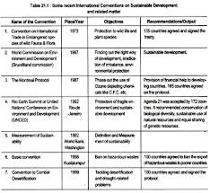 essay on sustainable development international conventions on sustainable development