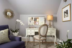 what color to paint office. Feminine Office Interior Design What Color To Paint