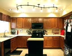 U Kitchen Lighting Options Low Ceiling For Ceilings Designs Innovative 945739