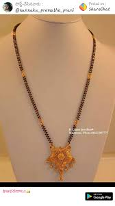 Indian Jewellery Designs Mangalsutra Pin By Anny Raj On Clothing Gold Mangalsutra Gold