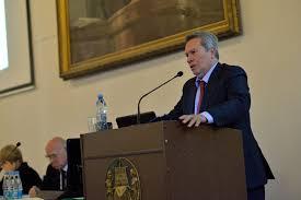Защита докторской диссертации доцента Михаила Семеновича Мосояна   6313