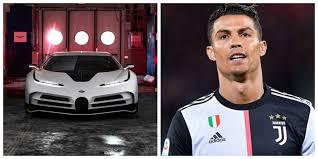 Ronaldo's collection of cars is quite elaborate too. Cristiano Ronaldo S Latest Ride Is A 8 5 Million Worth Bugatti Centodieci