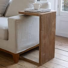 simple home furniture. sumatra over arm side table simple furnitureteak home furniture c