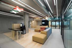 software company office. Kedem Shinar Architecture \u0026 Design Skorka Architects Designed The Offices Of Software Company Team 8, Located In Tel Aviv, Israel. Office