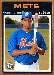 Should the Mets choose Dominic Smith or another 1B option? – Mets360