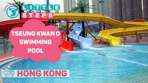 BEST Swimming Pool In Hong Kong - Tseung Kwan O - YouTube