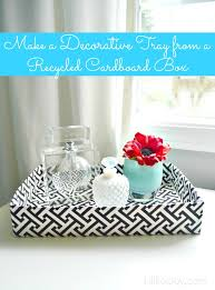 Letter Tray Decorative 100 Decorative DIY trays for home tutorials Decorative trays 22