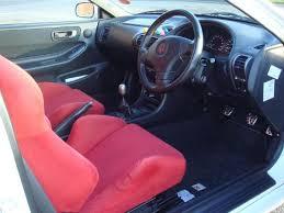 acura integra type r interior. jdm dc2 integra typerx red interior acura type r 0
