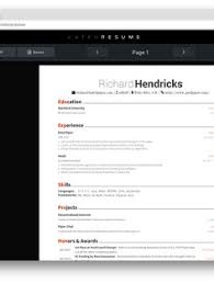 Latex Resume Generator | Professional | Pinterest | Resume Generator ...