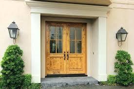 knotty alder exterior doors knotty alder front door gracious double knotty alder front doors with glass
