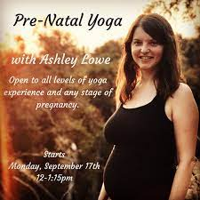 Pre-Natal YOGA: 6-Week Course with Ashley Lowe | Ojai Hub