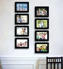 20 picture collage frame synthetic wood x charming chain photo frame set of 8 by art 20 picture collage frame