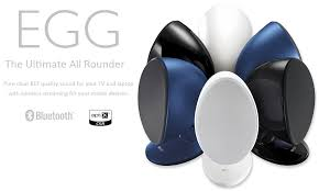 kef egg. kef egg digital music bluetooth speakers kef egg